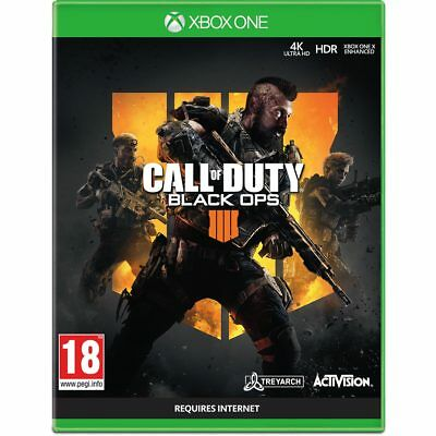 Xbox Games M1REFPACT23892 Call of Duty: Black Ops 4 For Xbox One