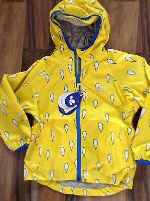 Children's Ecosplash splash jacket by Muddy Puddles just £9.99 each