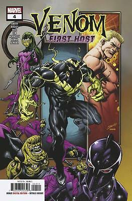 Marvel Venom First Host #4 First Print