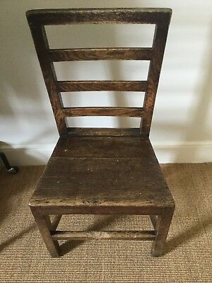 300 Year Old Chair
