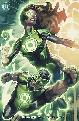 Dc Universe Green Lanterns #55 Variant First Print