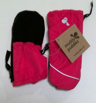 baby's glacier ski mittens by Muddy Puddles just £4.99 each