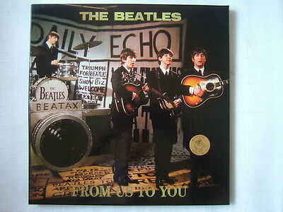 The Beatles From Us To You / Box Not Tmoq Nm Mint- Clean Copy