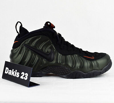 Nike Air Foamposite Pro Sequoia Men Lifestyle Fashion Sneakers New 624041-304