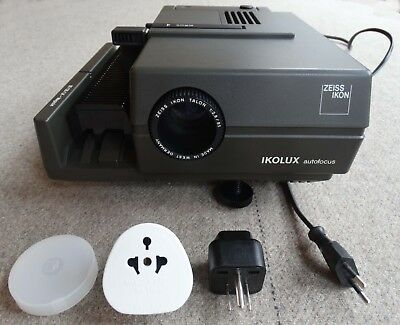 Side Projector Zeiss 35mm mint condition