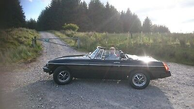 MGB Roadster    Genuine 35000 Miles
