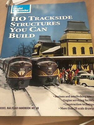 Kalmbach 12143 Ho Trackside Structures You Can Build