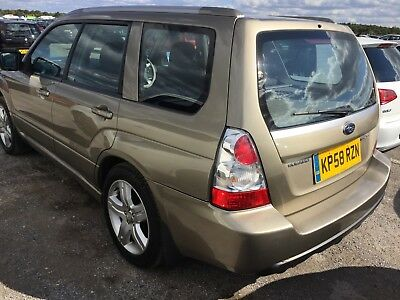 58 Subaru Forester 2.5 Xt Auto, Stunning Looking Example 10 Services 1 Owner