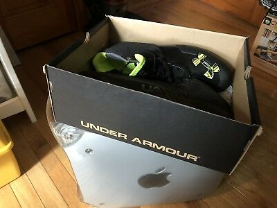 under armour banshee cleats