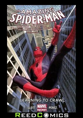 AMAZING SPIDER-MAN VOLUME 1.1 LEARNING TO CRAWL GRAPHIC NOVEL Collects #1.1-1.5