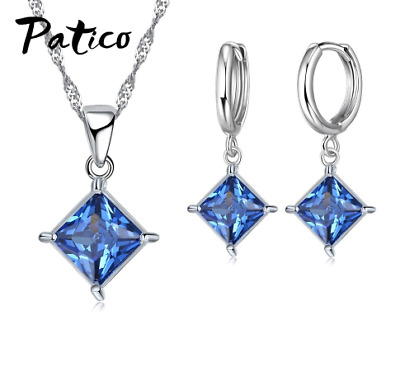 PATICO Classic Bridal Jewelry For Brides Bridesmaid