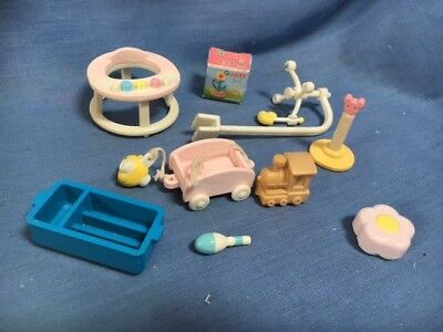 Sylvanian Families Toys And Accessories For Nursery Gift Shop House School Etc