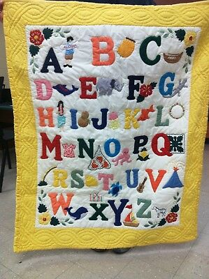 Baby Quilt- * New * Smoke-Free home * great quality * RT Imports
