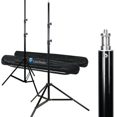 (2 SETS of) 7 ft Photo Studio Light Stands for Photo Video Studio