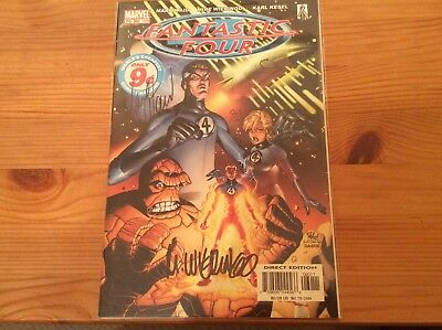 Marvel Fantastic Four #60 Signed With COA Baltimore Comic Book Show Edition