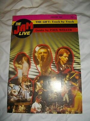 The Jam The Gift Guide Book. 80s