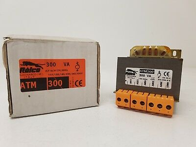 RELCO ATM300 Single phase autotransformer suitable for general use 300VA