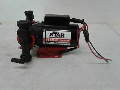 NSQ Series On-Demand Plunger Sprayer Pump with Quick-Connect Ports — 2