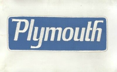 1966 1967 1968 1969 1970 1971 1972 ? Plymouth Huge ORIGINAL Factory Patch wz6831
