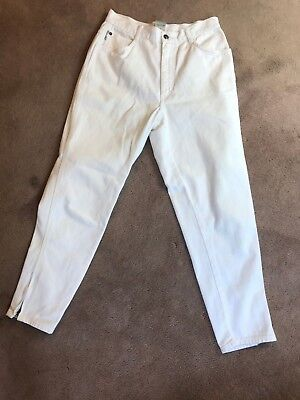 Vtg 90s GITANO Womens Size 12S Mom Jeans High Waisted Relaxed Fit Tapered Leg