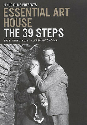 Essential Art House: The 39 Steps New DVD! Ships Fast!