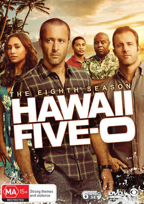 Hawaii Five-0 (2010): Season 8  - DVD - NEW Region 4