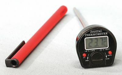 Thermco Digital Pocket Thermometer, Plastic  ACC330DIG