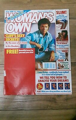 Woman's Own Vintage Magazine - 19th June, 1989