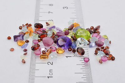 Substantial 35 cts Assorted Gemstone Parcel