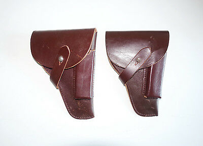 GERMAN ARMY WWII WW2 repro WALTHER PPK police holster 1940 Czech made