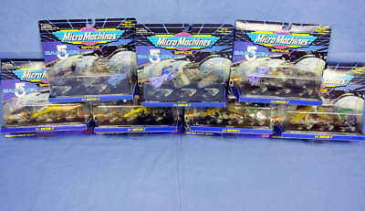 Lot 7 Babylon 5 Space Micro Machines Collections Galoob 65620 NEW in box
