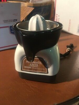 Sears Kenmore Electric Automatic  Citrus Juicer  Usa Nice!