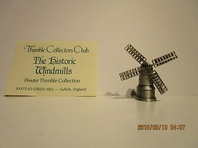 Thimbles from Thimble Collectors Club-Christmas PROMO-half price