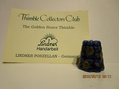 Thimbles from Thimble Collectors Club-Christmas-Must sell half price