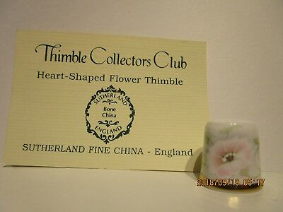 Thimbles from Thimble Collectors Club-Christmas promo:half price