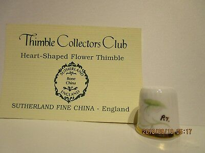 Thimbles from Thimble Collectors ClubChristmas promo: half price-must sell