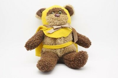 Star Wars Plush EWOK Wicket Style Doll Unknown Date Return Of The Jedi ROTJ