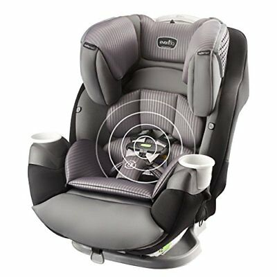 Evenflo SafeMax All In One Car Seat With SensorSafe Industrial Edge