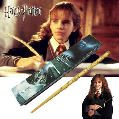 "14"" Harry Potter Hermione Granger Magic Stick Wand Cosplay Prop Collectible Gift"