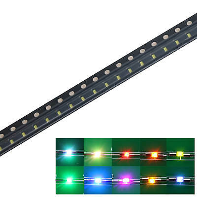 Active Components 200pcs 5050 Smd Green Plcc-6 3-chips 9000 Mcd Ultra Bright Led High Quality Light-emitting Diodes 5050 Green Led 5050 Diodes Products Hot Sale