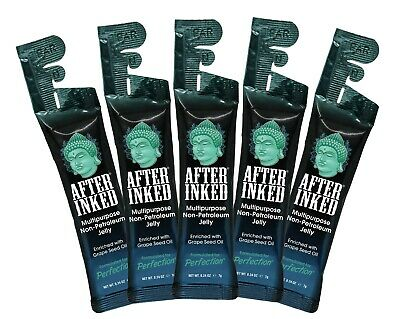 Tattoo Aftercare Cream Microblading Permanent Make Up 7g Sachets X5