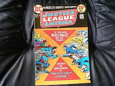 Justice League of America # 108 in very nice condition