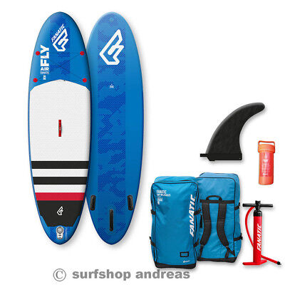 Fanatic SUP Fly Air 10,4'' 2018 INFLATABLE aufblasbar iSUP Surfboard