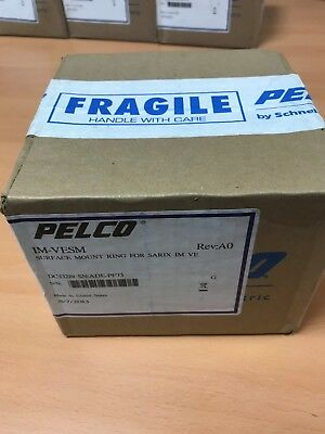 Pelco IM-VESM Surface Mount Ring for Sarix IM VE (More than one available)