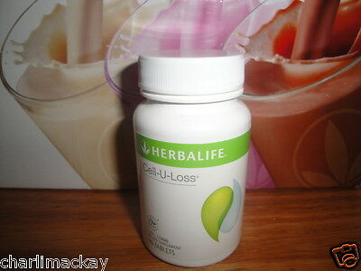 Herbalife Cell u Loss x  1 Bottle 90 Tablets New & Sealed Exp: 11/18