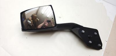 Used Volvo Left side driver's mirror in Black P/N 82361058