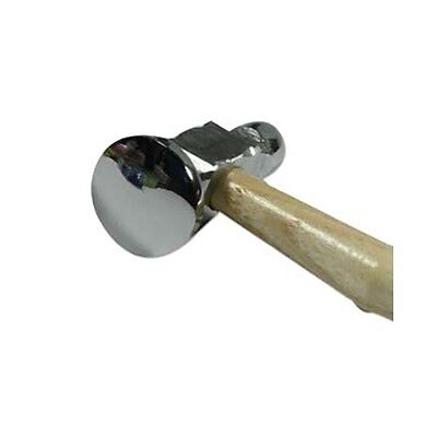 Jewelers Chasing Hammer Domed Face Pein End 55206 Jewelry Hammer Tool