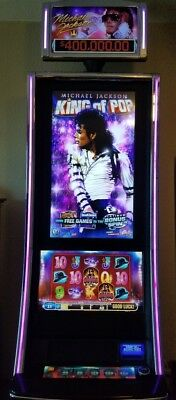 Michael Jackson King Of Pop 301576B -  Bally Alpha 2 V 22X32 Oem Software