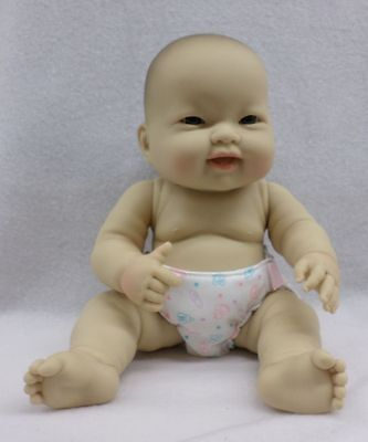"""Lots to Love Berengurer 14"""" Asian Doll by JC Toys"""