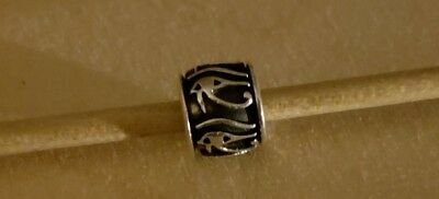 Eye of horus OHM Bead Very Rare